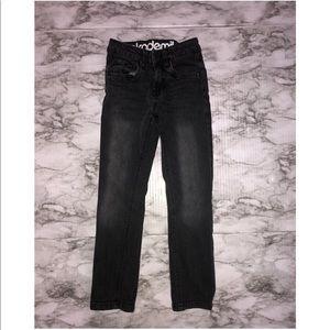 Akademiks Boys Jeans Black Size 10 Pre-Loved❤️